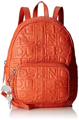 - Urbackm Urban, Mochilas Mujer, Naranja (Orange (Orange (Rusty Rea))), 13.0x26.0x34.0 cm (B x H T)