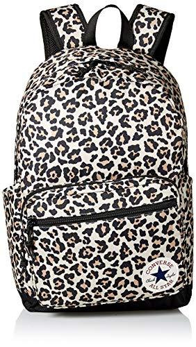Converse Go 2 Backpack Mochila, Unisex Adulto, Leopard, 22l