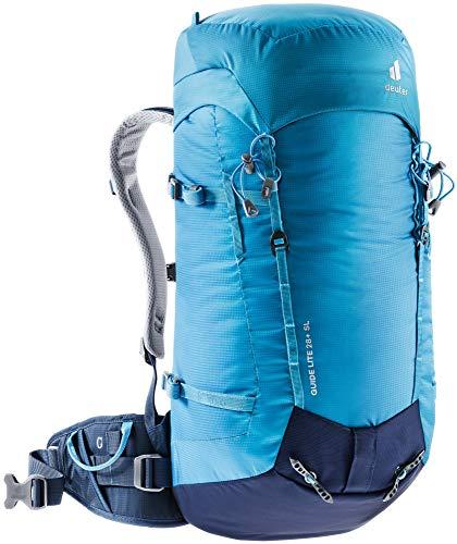Deuter Guide Lite 28+ SL Mochila Alpina, Mujer, Azul Marino, 34 L