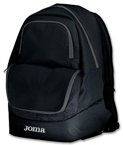 JOMA MOCHILAS DIAMOND II UNISEX 400235 - S, NEGRO (100)