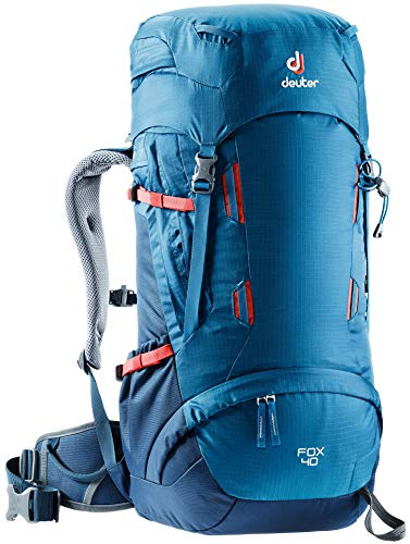 Deuter Fox 40 Mochila Tipo Casual 66 Centimeters 40 Azul (Ocean-Midnight)