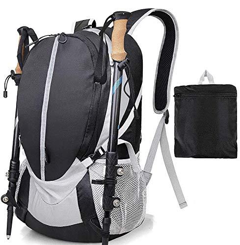 Songwin 35L Ultra Ligera Mochila Plegable de Senderismo Excursión Deportes al Aire Libre/Bolsa de Viaje, Nylon Impermeable,para Viaje Acampar Escalada Correr Ciclismo
