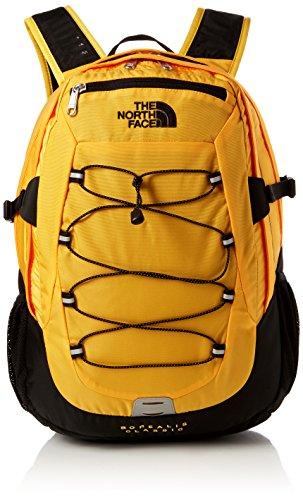 The North Face T0CF9CLR0. OS Mochila, Unisex Adulto, Naranja (TNF Amarillo/TNF Negro), 34.2 x 26.6 cm, 29 L