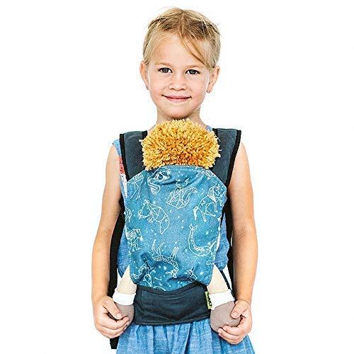 Boba Mini Mochila de Juguete Adorable para tu niño o niña (Constellation)