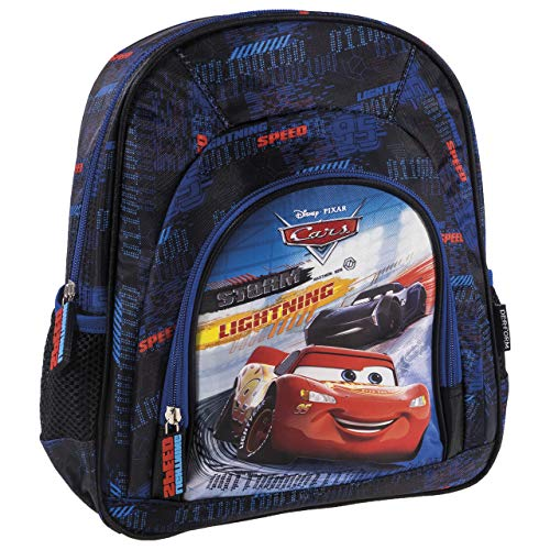 Disney Cars PL12CA44 - Mochila infantil, color azul