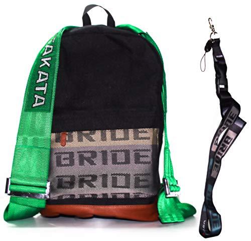 JDM Bride Takata mochila backpack