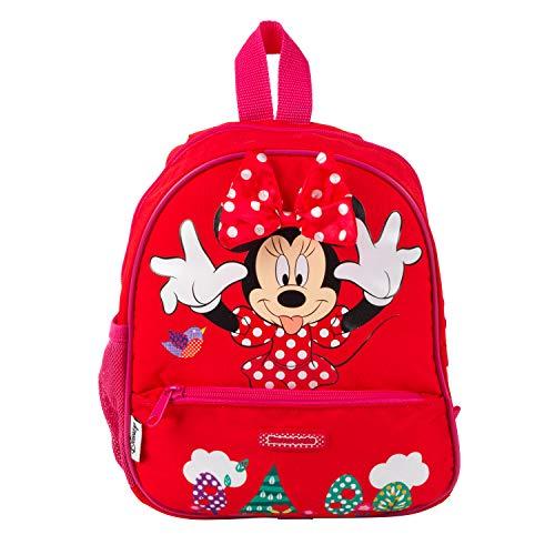 Samsonite 60323MINN Minnie Mouse Mochila | 7 L | para niños, escuelas, vacaciones y más | Producto oficial de Disney, color rosa